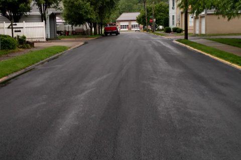 Wells Township Roads