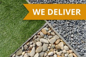 we deliver landscaping materials in the tri-state area