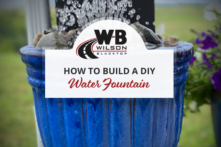 How to Build a DIY Water Fountain